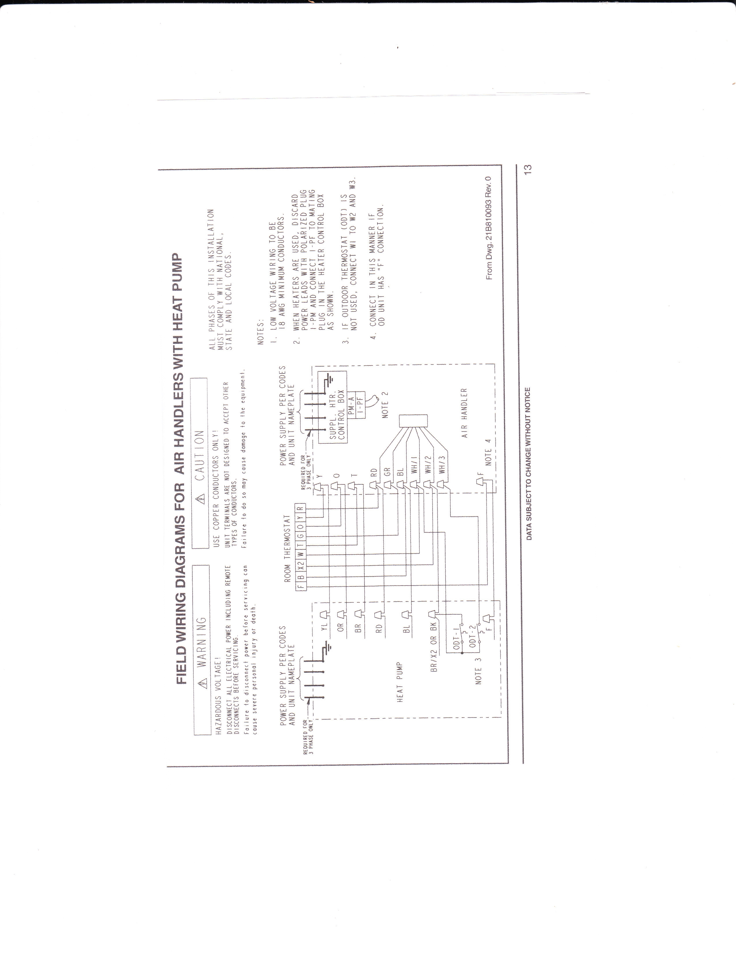 honeywell rth6360d wiring diagrams