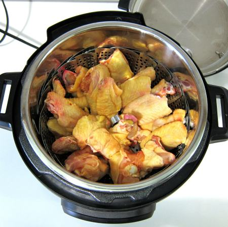Electric Pressure Cooker Chicken Recipes