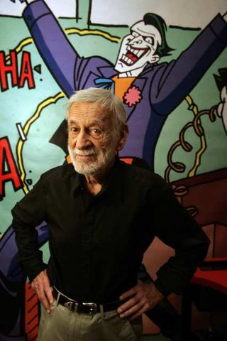 RIP Jerry Robinson creator of The Joker