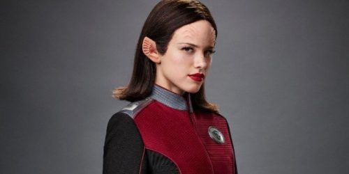 The Orville FOX Confirms Halston Sages Exit