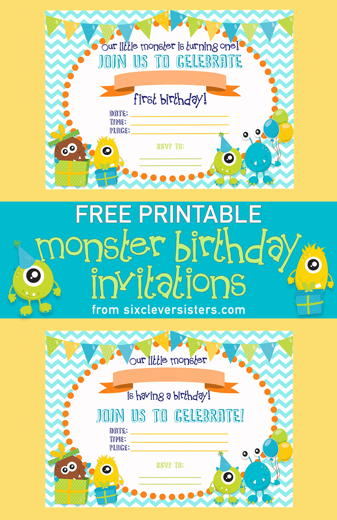 electronic birthday party invitations