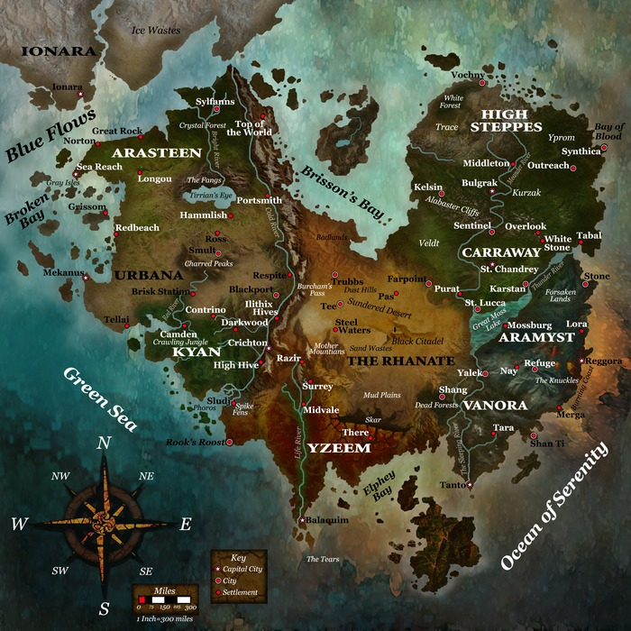 Tamriel, the world of Skyrim Fantasy World Maps Pinterest - new random world map generator free