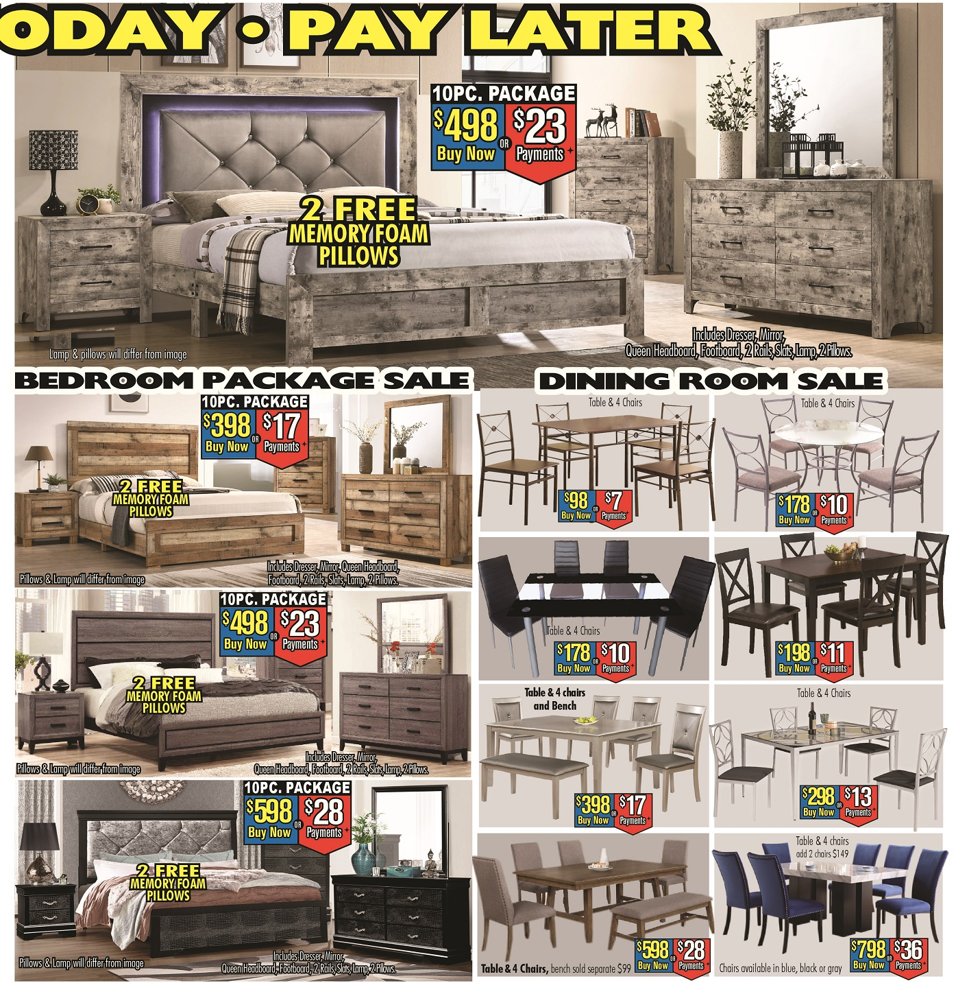 Price Busters Discount Furniture 800 E 25th St Baltimore Md 21218 Yp Com