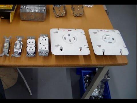 wiring multiple receptacles bedroom youtube