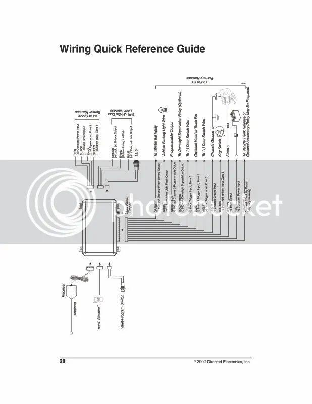 e30 alarm wiring diagram