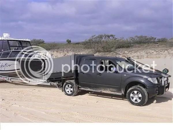 nissan navara or toyota hilux - Australian 4WD Action Forum