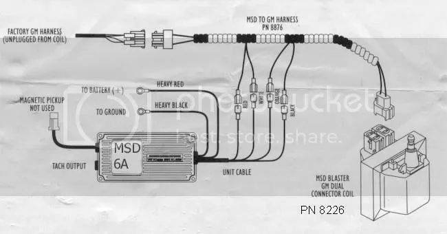 mallory 685 wiring diagram