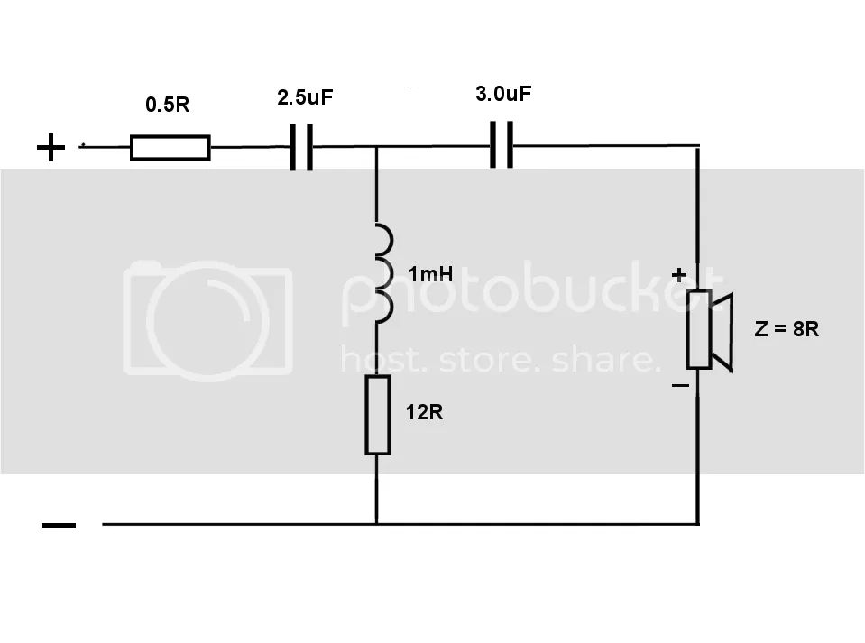 circuit diagram additionally 3 way speaker crossover wiring diagram