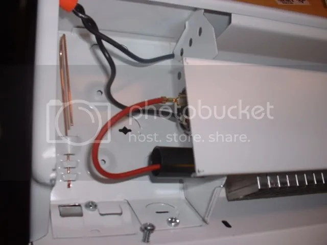 For An Electric Baseboard Heat Thermostat Wiring Diagram How To Wire Up Baseboard Heater Doityourself Com