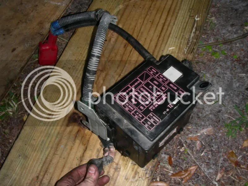 integra abs fuse box