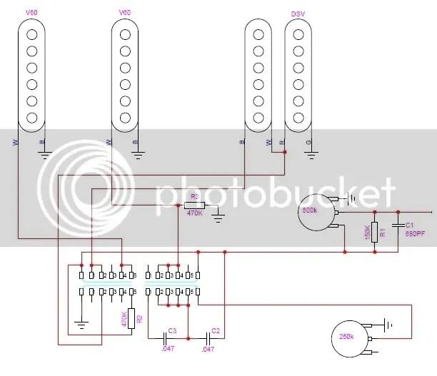 Suhr HSS Wiring Diagram 1 vol 1 tone, please help!