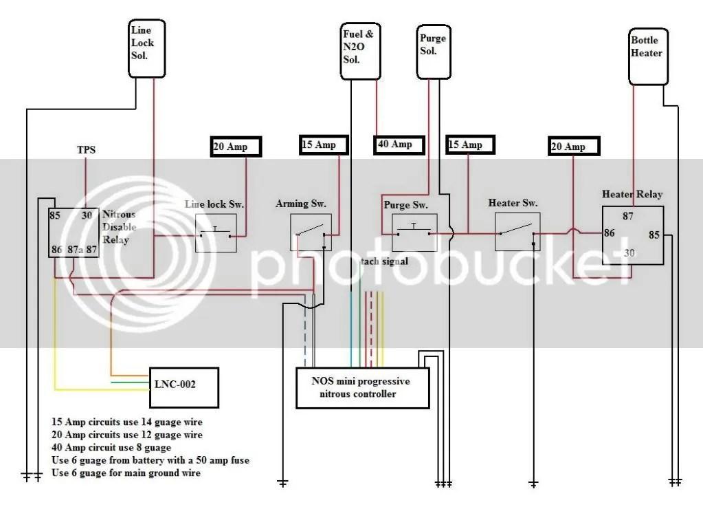 Nos Wiring Diagram Wiring Diagram