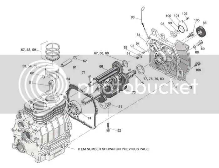 ezgo robin engine parts diagram