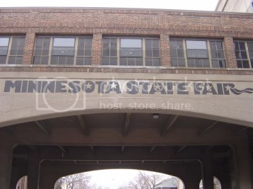 Minnesota State Fair Gates