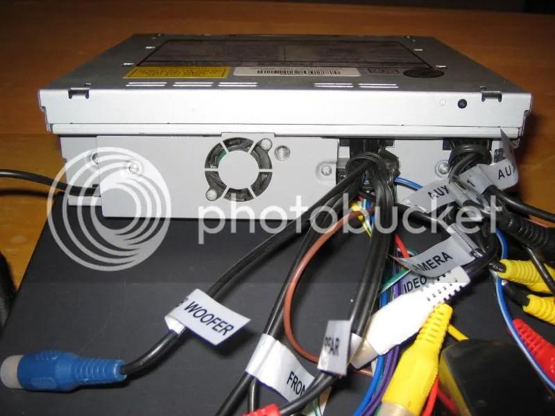 Jensen Vm9311 Wire Harness Jensen Car Audio, Jensen Wiring Diagram