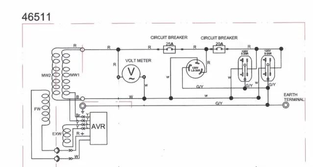 champion motorhome wiring diagram