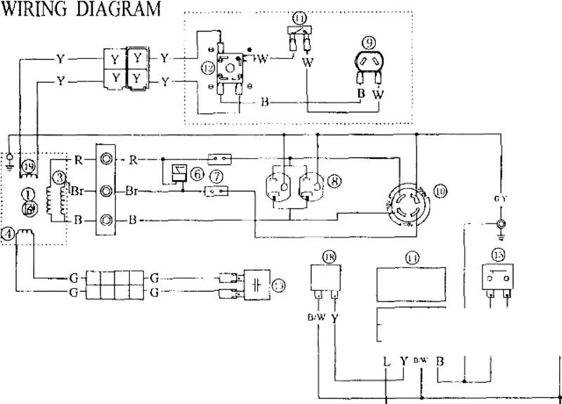 Honda Generator Wiring Wiring Diagram