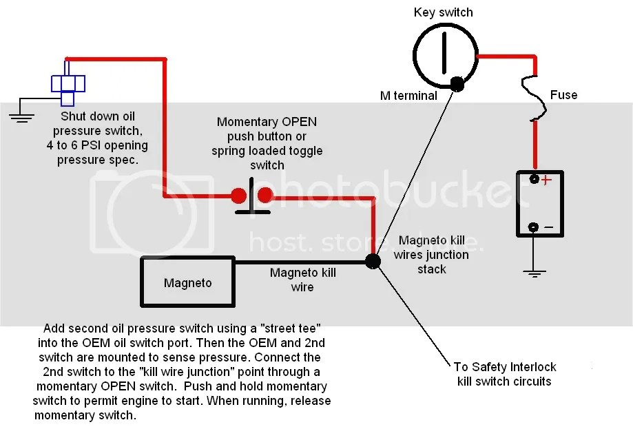 Kill Switch Wiring Ac - Wiring Diagram Online