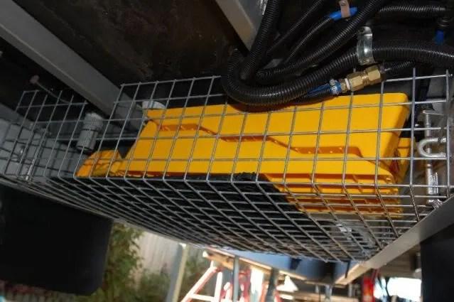 Caravan Boot Storage Ideas