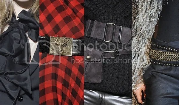 Autumn / Winter 2009 Fashion Trends