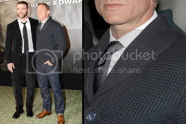 Daniel Craig fashion