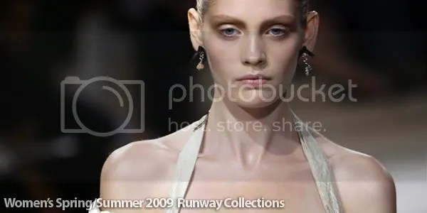 Spring/Summer 2009 Women's Runway Fashion Collections
