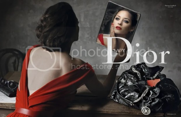 Christian Dior: Lady Dior: Marion Cotillard
