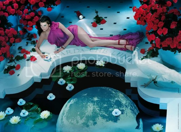 Lavazza 2010 Calendar by Miles Aldridge