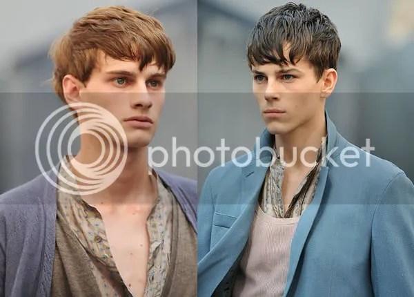 regency men's hair