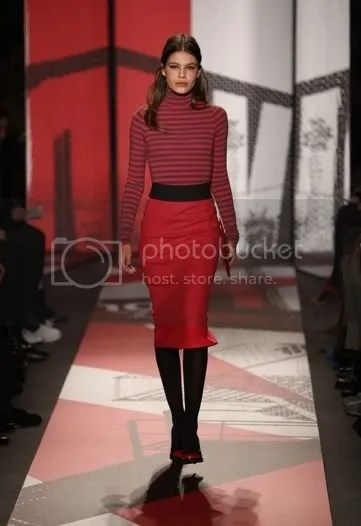 DKNY Autumn(Fall)/Winter - 2009/2010 Women's Collection