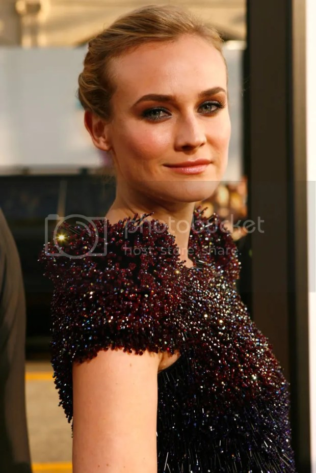 Diane Kruger at Inglorious Basterds LA premiere