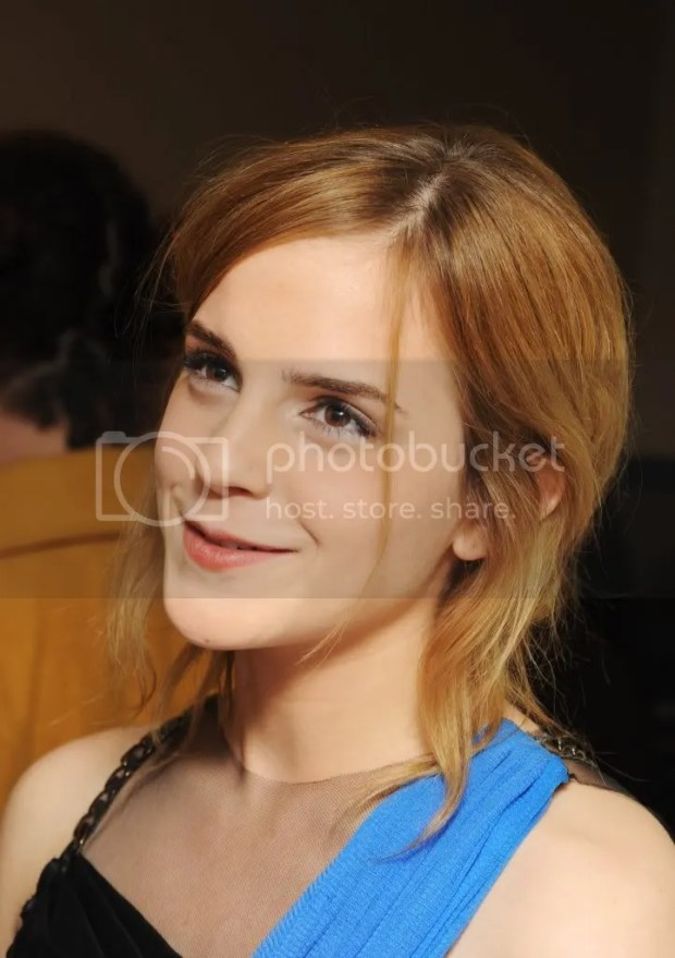 Emma Watson @ Rodarte Private Dinner, Harvey Nichols London, June 3, 2009