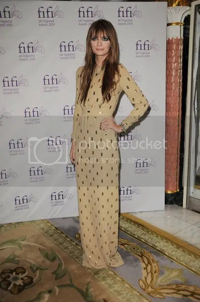 Mischa Barton at the The FiFi Fragrance Awards 2009
