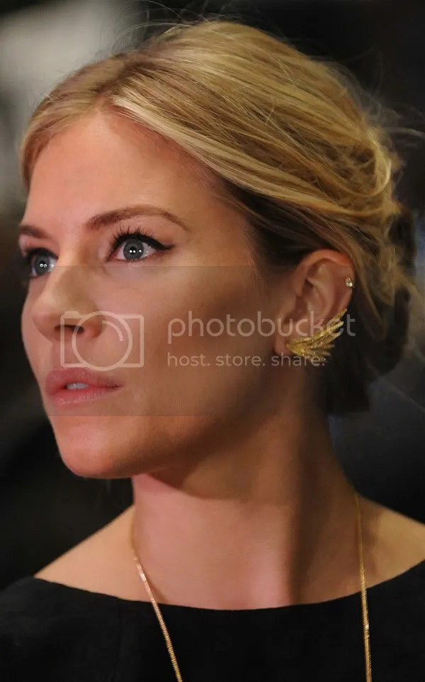 Sienna Miller earrings