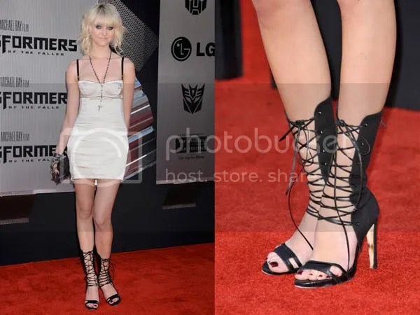 Taylor Momsen shoes