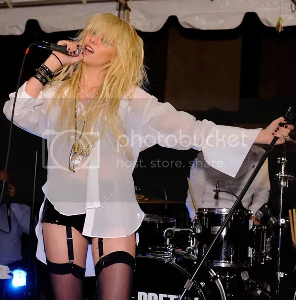 Taylor Momsen at Fashion's Night Out