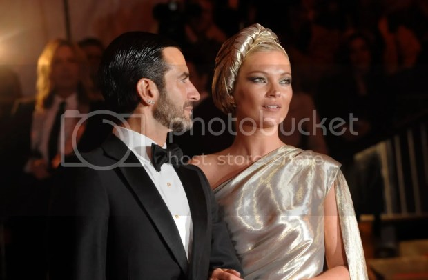 Kate Moss at the MET Costume Institute Gala 2009
