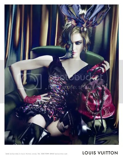 Madonna for Louis Vuitton 2009/2010