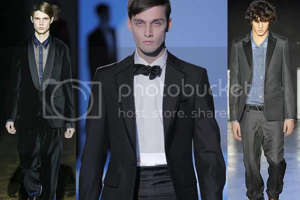 Dinner Suit Tuxedo Fashion Trend Mens