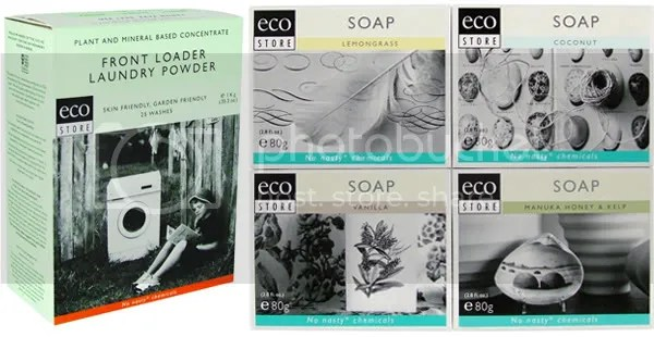 Ecostore eco-friendly products