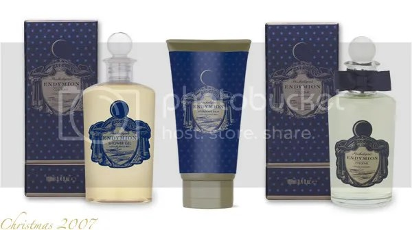 Penhaligons Endymion shaving and fragrance range