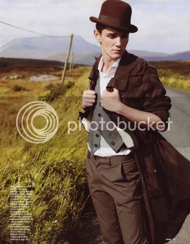 Velvet Magazine, March 2009: L'Irlanda