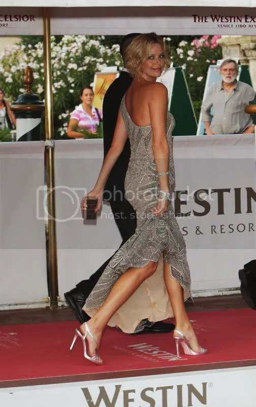 Charlize Theron at Venice Film Festival