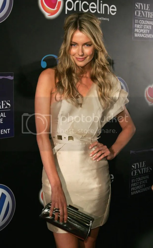 Jennifer Hawkins @ 30 Days of Fashion launch