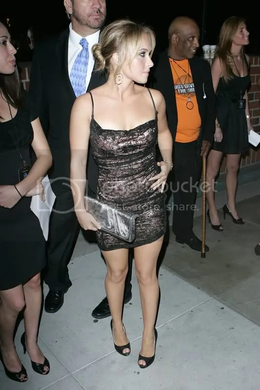 Hayden Panettiere at the launch of Blackberry Bold