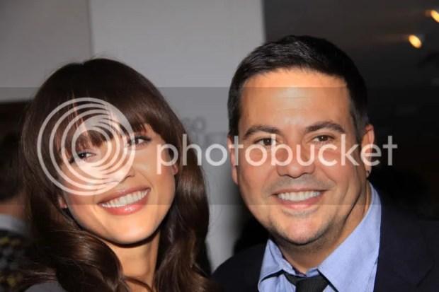 Jessica Alba at the Narciso Rodriguez book signing