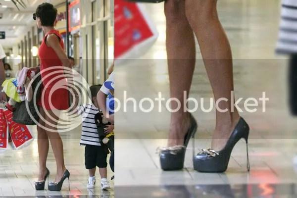 Victoria Beckham Marc Jacobs heels