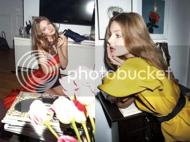 The Last Magazine, Spring 2009: Eniko Mihalik