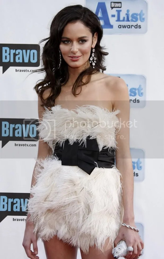 Nicole Trunfio at Bravo's 2nd Annual A-List Awards - April 2009