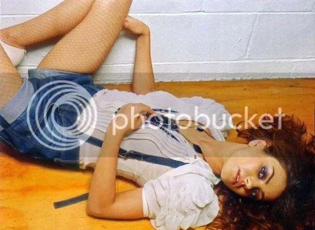 Mila Kunis in Nylon magazine Fall 2008